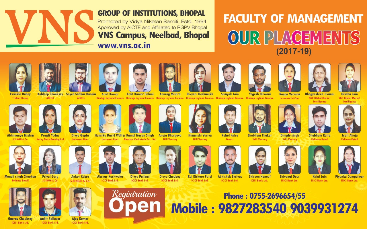 VNS-MBA-Placement-2019